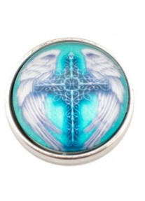 Chic snap 18mm - Guardian Angel