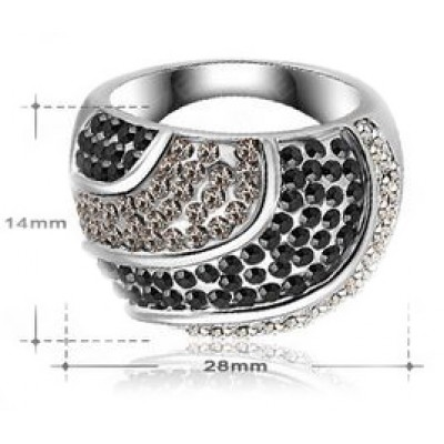 Ring Bling - Starry night