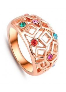 Ring Bling - Geometric
