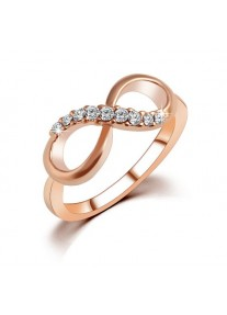 Ring Bling - Crystal Infinity